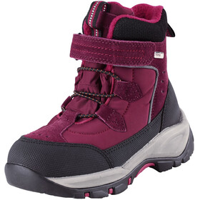 Reima Denny Winter Boots Kids, dark berry